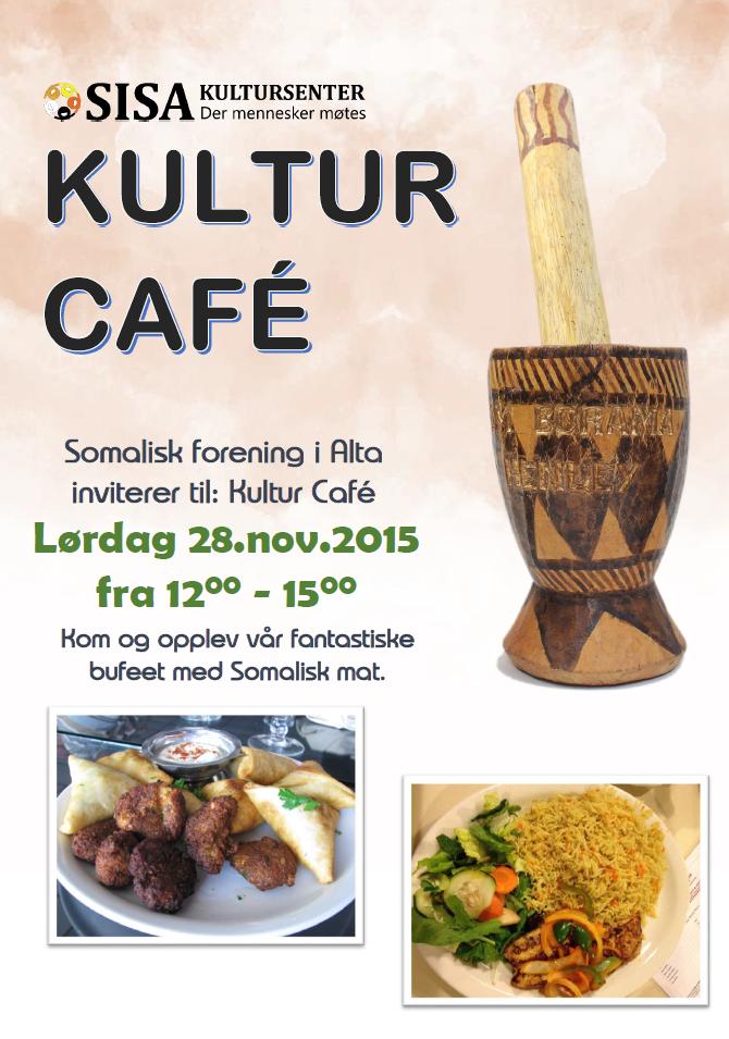 Kultur Café på Sisa - ٍSomali