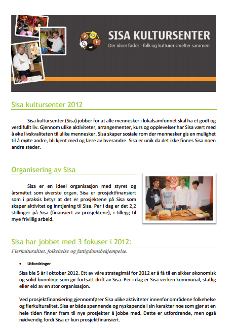 prosjektrapport-2012